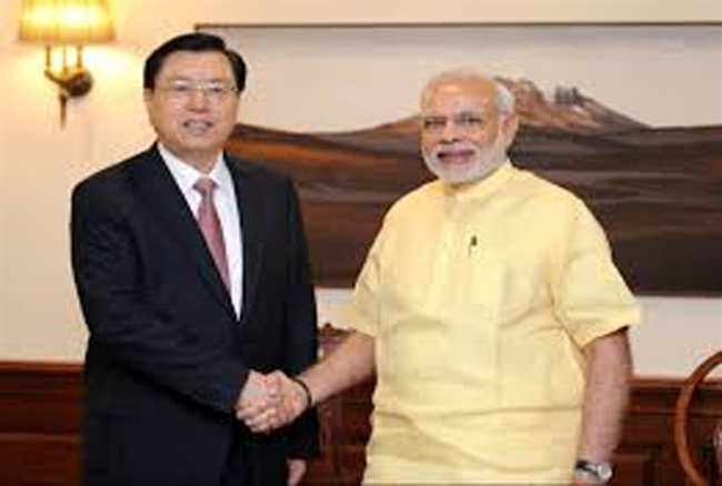 India-China rivalry merely western media's hype