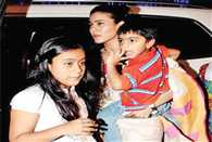Kajol says Every child wants their mother to be a bai