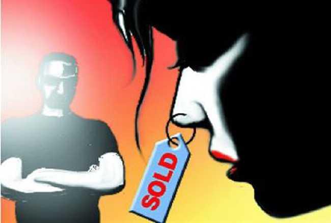 teenager sold at GB Road in Delhi