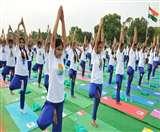 योगाभ्यास के लिए देश भर में सौ पार्क होंगे रिजर्व