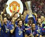 मैनचेस्टर यूनाइटेड बना यूरोपा लीग का चैंपियन