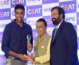 अश्विन को मिला साल के सर्वश्रेष्ठ अंतरराष्ट्रीय क्रिकेटर का अवॉर्ड