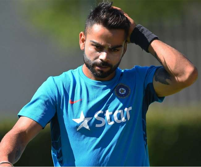 Team India captain Virat Kohli says ICC Champions Trophy is tougher than World Cup and shows belief on MS Dhoni and Yuvraj Singh
