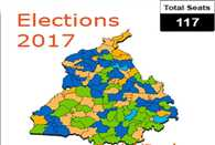 Triangular contest in Punjab Assembly election