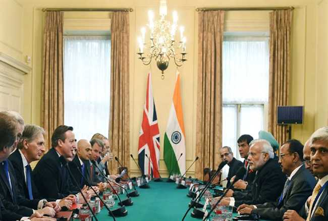 what would be the effect on India after Brexit