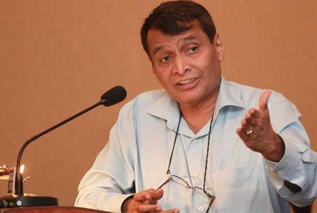 Suresh Prabhu will speak happy birthday to railway workers