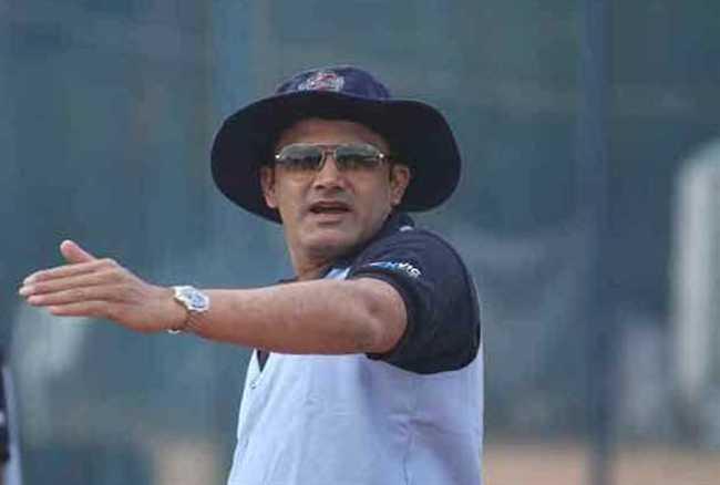 Anil Kumble has a big challenge to prove himself