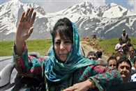 Mehbooba Mufti wins Anantnag by elections by 12 thousand votes