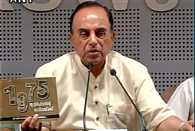 Sonia Gandhi had decided to declare a state of emergency in the country In 2012 : Subramanian Swamy