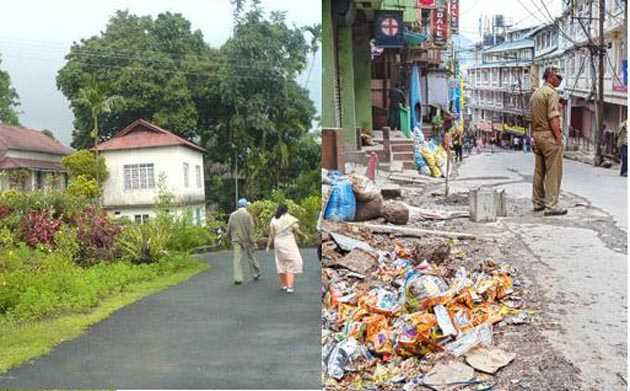 Why only patna any city become look like this village know about it