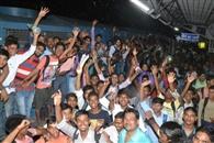 स्टेशन पर छात्रों का उपद्रव, रोड़ेबाजी
