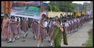 छात्राओं ने लिया पौध संरक्षण का संकल्प