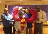 नरेश शर्मा चुने गये ऑल इंडिया चेस फेडरेशन के सह सचिव
