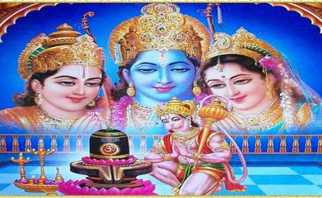 Such has been the month of Sawan Hanuman sadhana is extremely fruitful