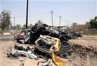 Iraq: Suicide car bomber hits checkpoint, killing 14 people