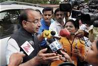 Narsingh is provisionaly suspended says Sports minister Vijay Goel