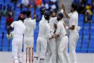 India vs West Indies 1st Test  India win
