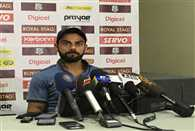 We want to create winning habits winning is contagious says Virat Kohli