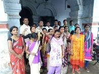 राजनगर प्रमुख के खिलाफ पंस सदस्य गोलबंद