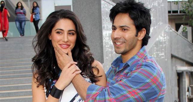 Nargis Fakhri denies dating reports with Varun Dhawan