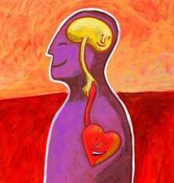 Brain needs strong heart