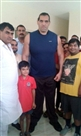 sports is important with education : Khali