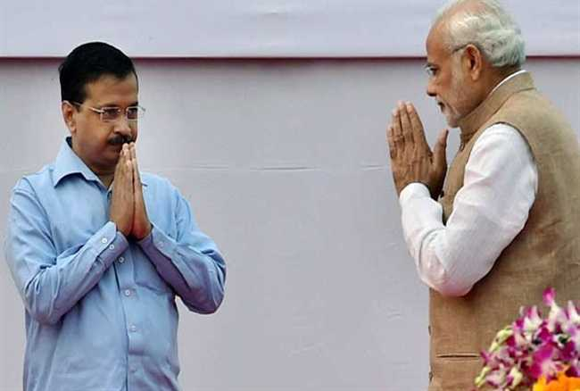 arvind kejriwal government accused by top auditor of using public money to promote aap