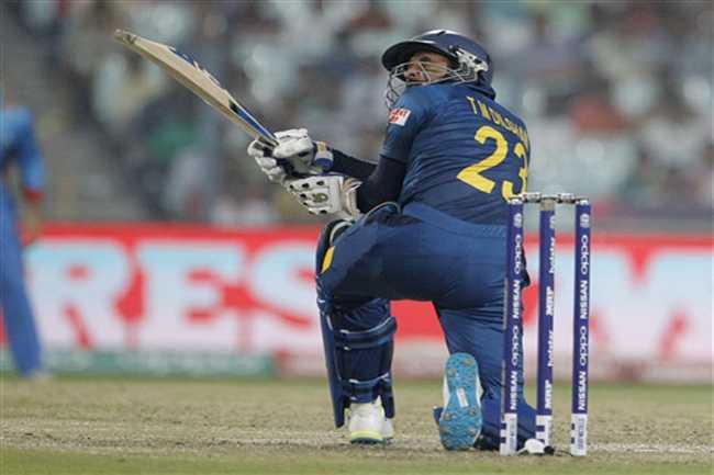 Tillakratne Dilshan announces his retirement