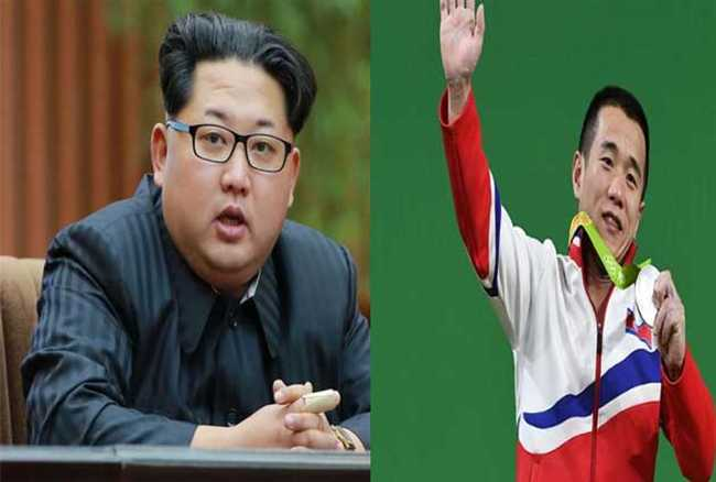 North Koreas Olympians await Kim Jong Uns coal mine hell