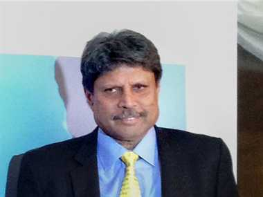 Kapil Dev comments against England after winning lifetime achievement award