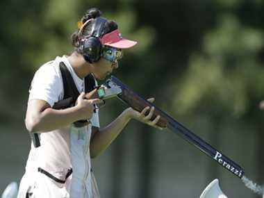 Indian women shooters win bronze in Asian Games