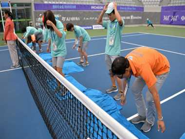 Storm might disturb Asian Games programme