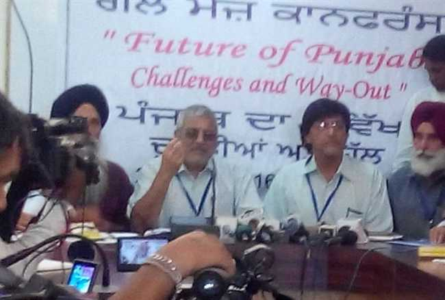 Chhotepur Came with Gandhi along with pargat build new party