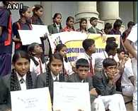 """Cauvery dispute: Bengaluru students want """"peaceful settlement of Cauvery dispute"""""""