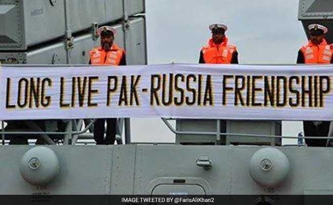 Russia ,Russia Pakistan Joint Drill ,India Russia ,China