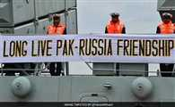 Russia-Pakistan joint drill affects India