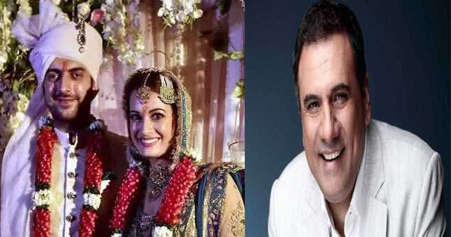 Dia Mirza clears rumuors about her relationship with Boman Irani