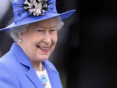 Queen Elizabeth sends first royal tweet