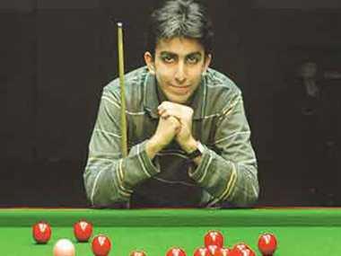Advani won the world billiards titles 150 up