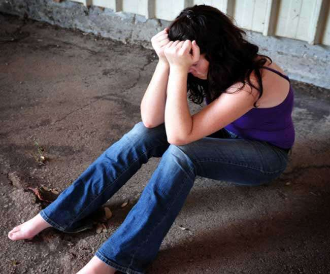 Rape victim young girl committed suicide