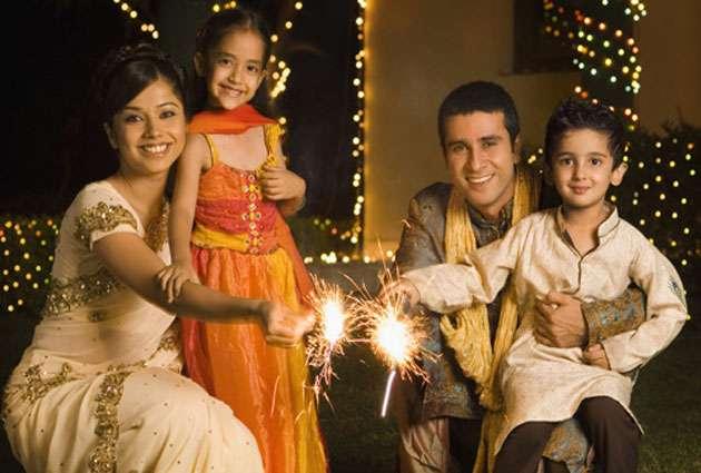 Top tips to enjoy a safe Diwali