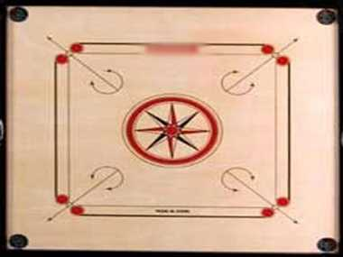 Carrom was founded in India only