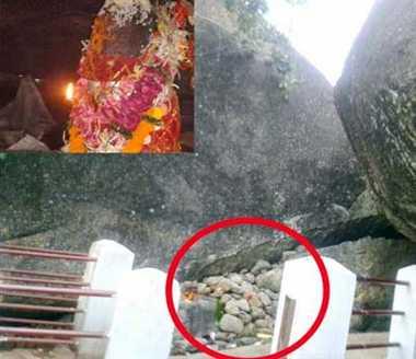Lingai Mata Temple: the woman is the worship of Shivling