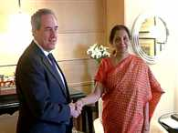 India, America agree to advance the trade relationship
