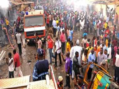 Suicide attack targets market in Nigeria, 30 dead