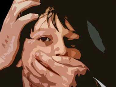 rape with girl student in kannauj