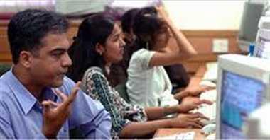 Sensex, Nifty open flat; Bharti gains 2%, HDFC  ICICI fall