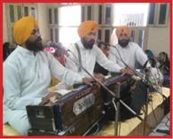 Celebrating the 547 th Guru Nanak Lights