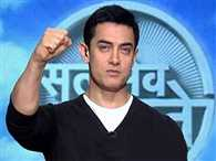 people shouting obscenities at me only proving my point says Aamir
