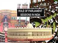 This time may look different parliamentary session